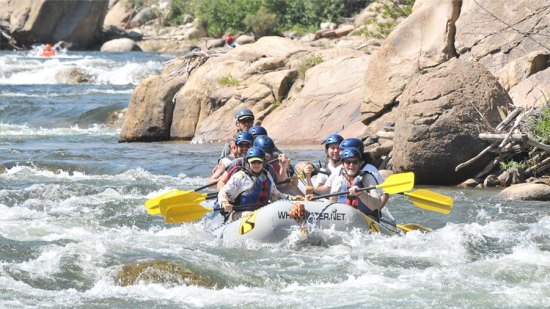 Buena Vista Happy Hour Rafting