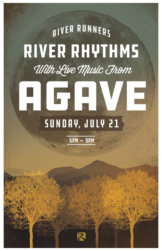 Live Music from AGAVE @ River Runners Browns Canyon