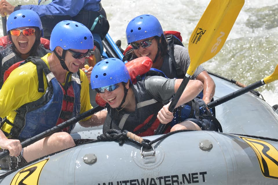 Colorado whitewater rafting deals
