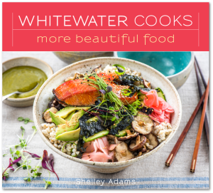 Book 5: Whitewater Cooks - More Beautiful Food