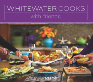 Whiteater Cooks with Friends - Book 3