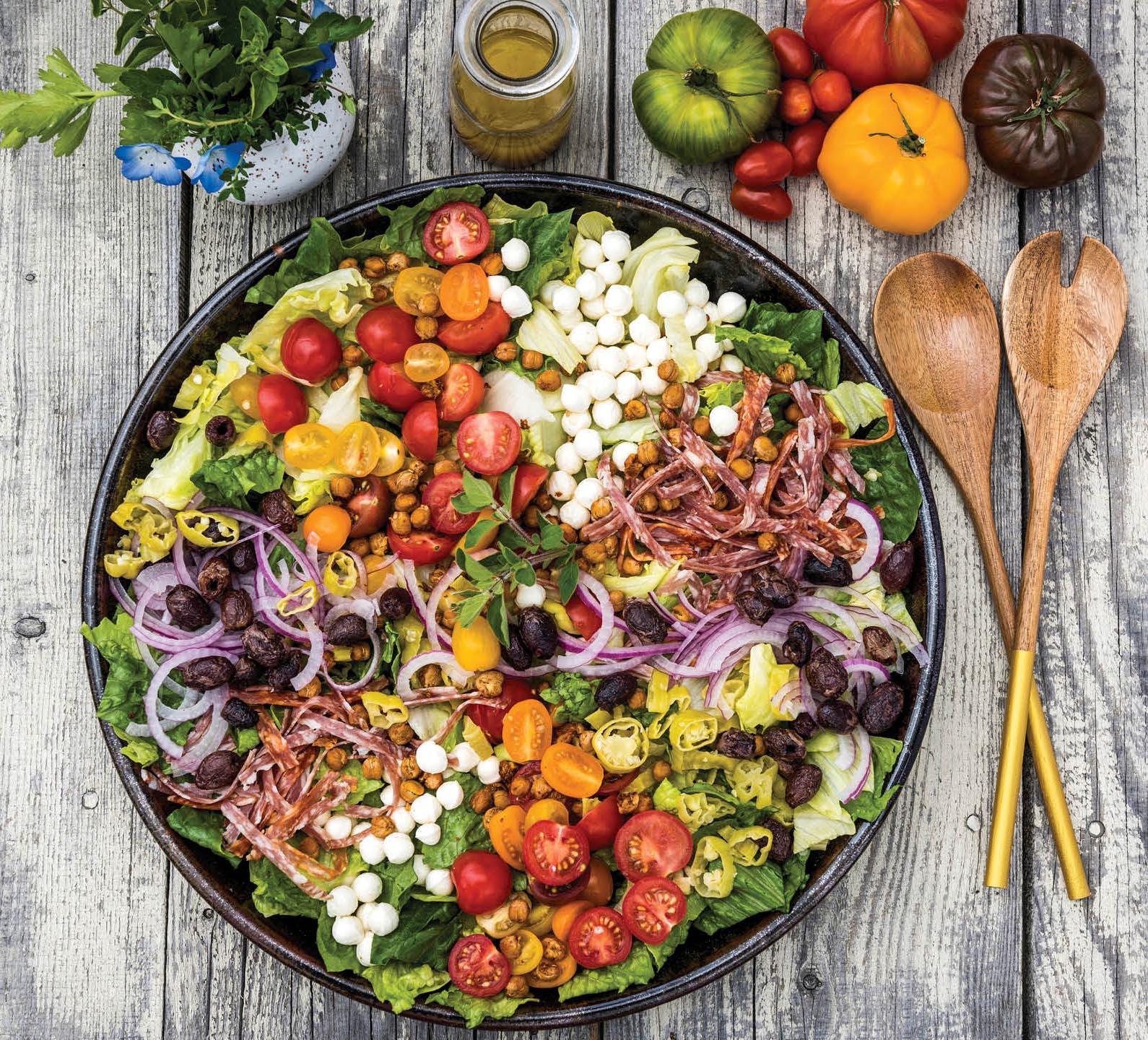 Chop Chop Salad