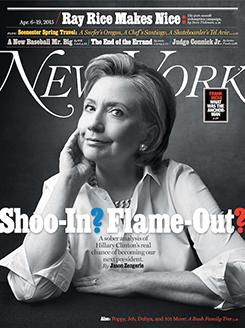 New York Magazine April 2015