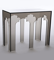 Double Alexander Table