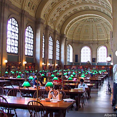 Great American Libraries