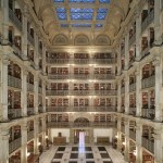 The George Peabody Library, Baltimore MD
