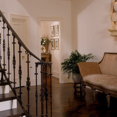 Come on in! Foyers with Finesse