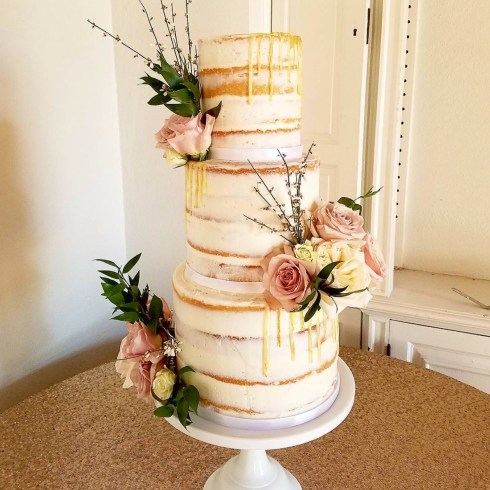 wedding cakes in saint simons island