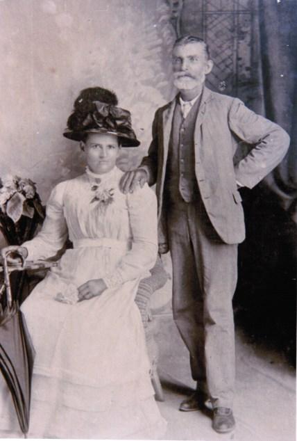 Mary and Robert Drinkwater Circa 1920
