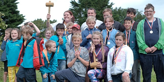 scouts its a knockout
