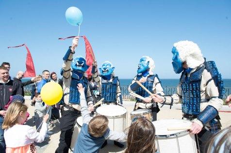 Whitley Bay Carnival 2016
