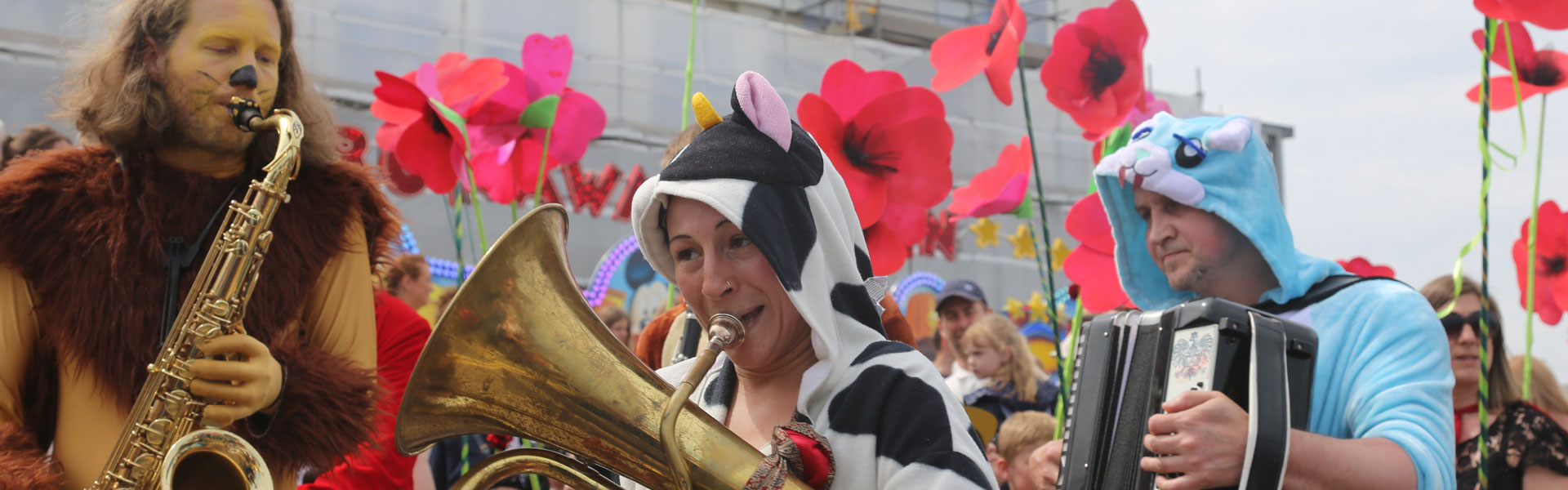Join In with Whitley Bay Carnival