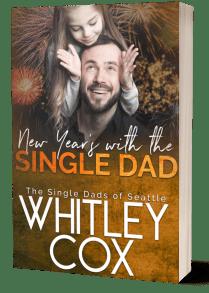 single dad romance, new years romance, holiday romance, christmas romance, romantic comedy, erotic romance