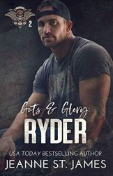Jeanne St. James, Ryder, Guts and Glory, military romance