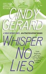 cindy gerard, whisper no lies, military romance
