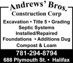 Andrew Brothers Construction Corp.