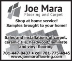 Joe Mara Flooring and Carpet