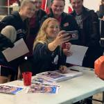 A hero's welcome: Sam Mewis inducted into W-H Athletics Hall of Fame