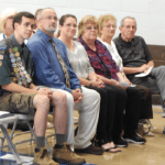 Eagle Scout focuses on family