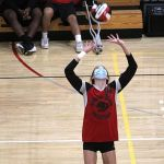 Gray courting success for W-H girls' volleyball