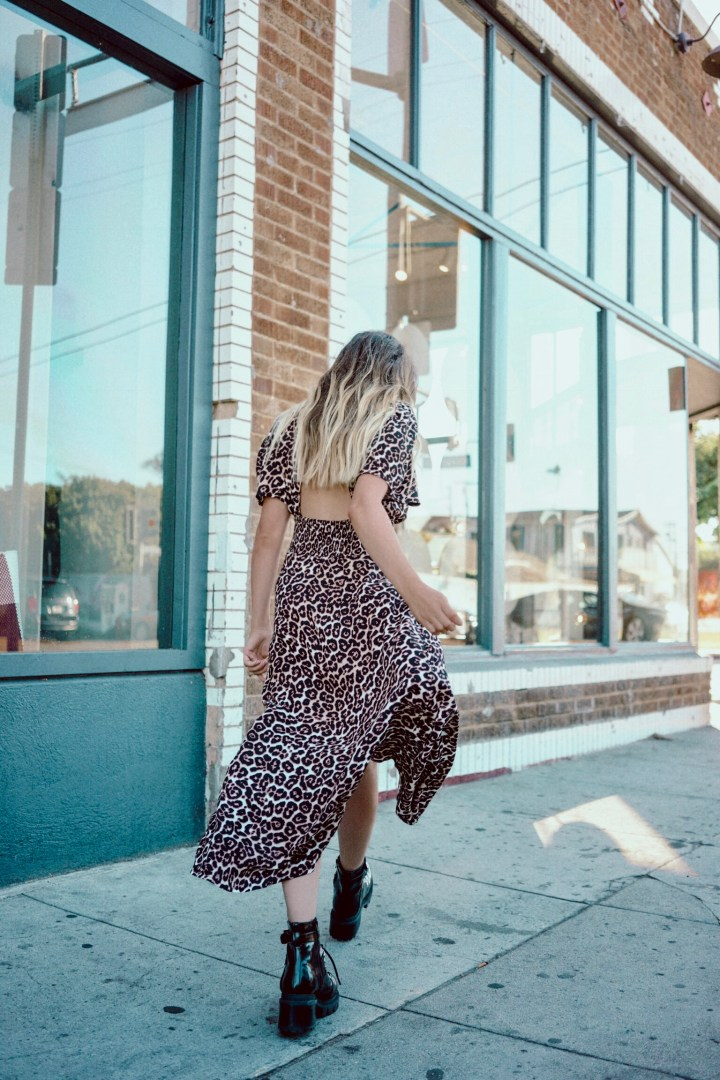 Leopard for Fall | Whitneybearr