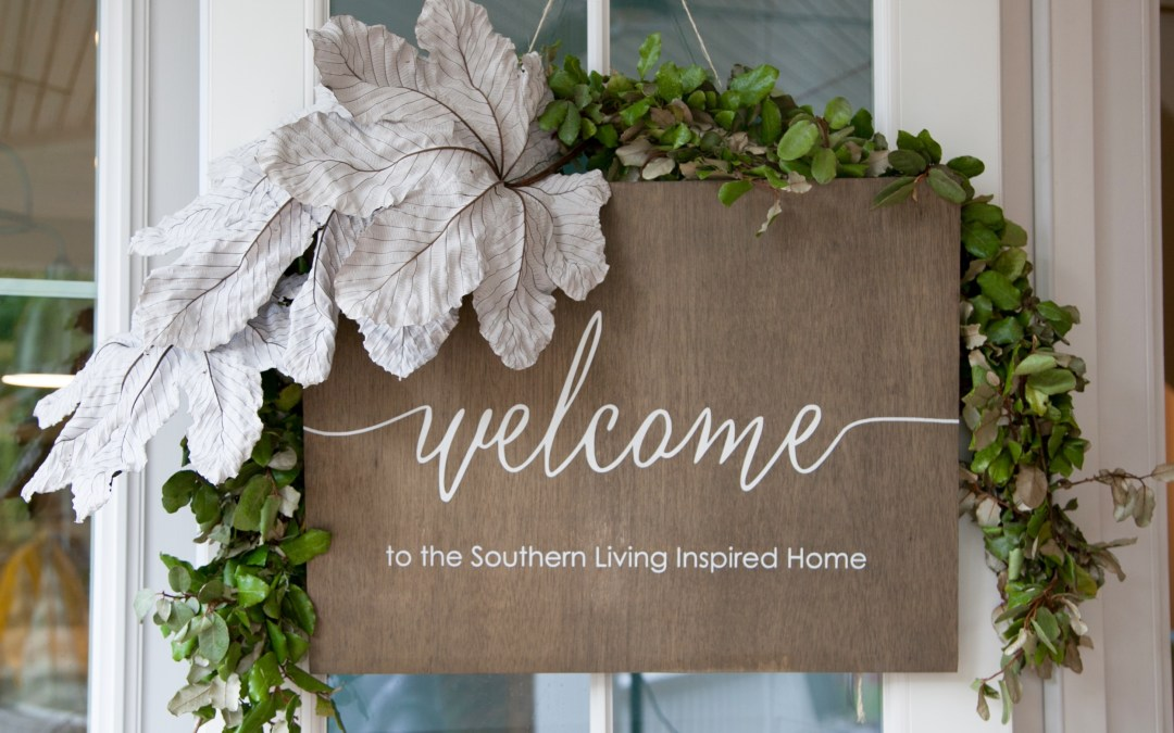 The Southern Living Inspired Community Home at Cape Fear Station is OPEN!
