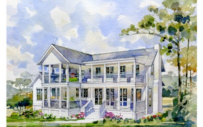2017 Southern Living Idea House on Bald Head Island Grand Opening June 16, 2017!!!