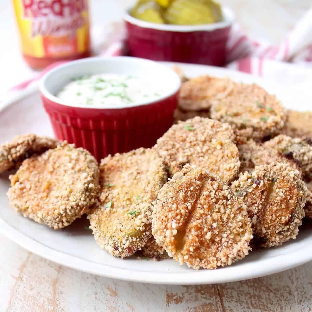 Buffalo Pickle Chips