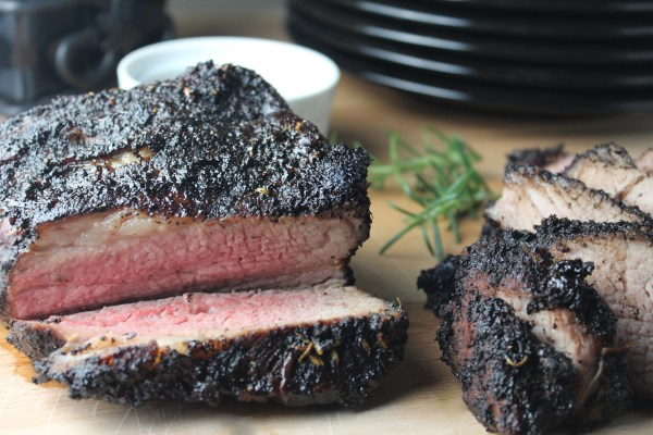 Coffee Crusted Steak