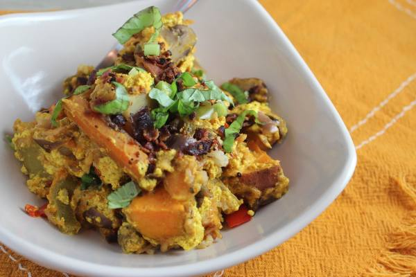 vegetarian curry, vegetarian curry casserole, vegetable casserole, curry casserole, recipes, food, sweet potato curry recipe, yellow curry casserole