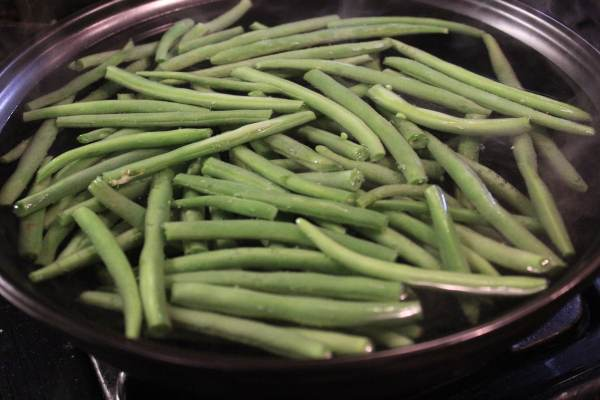 Cooking Green Beans