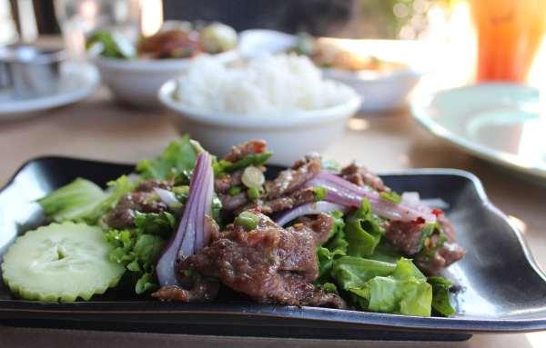 Beef Thai Salad