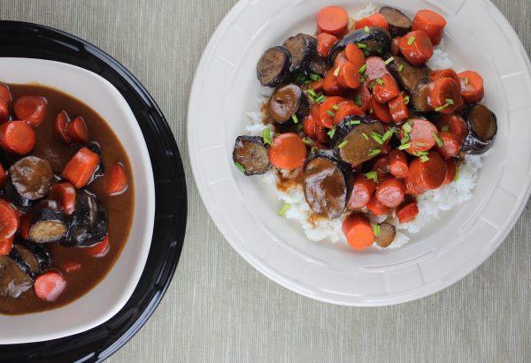 Sweet Miso Vegetable Recipe