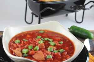 Pork Chop Chili Recipe