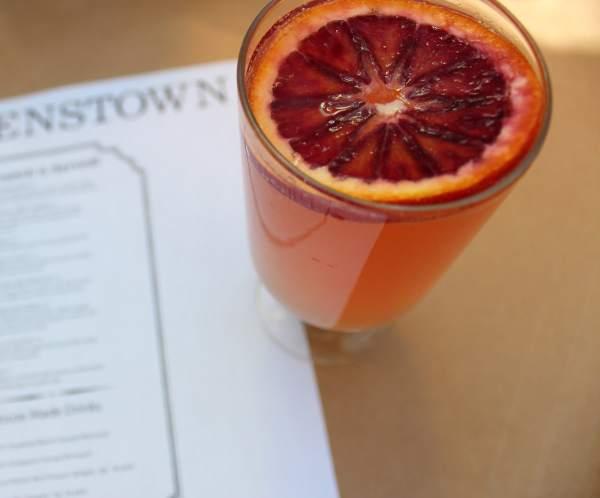 Queenstown San Diego Blood Orange Mimosa