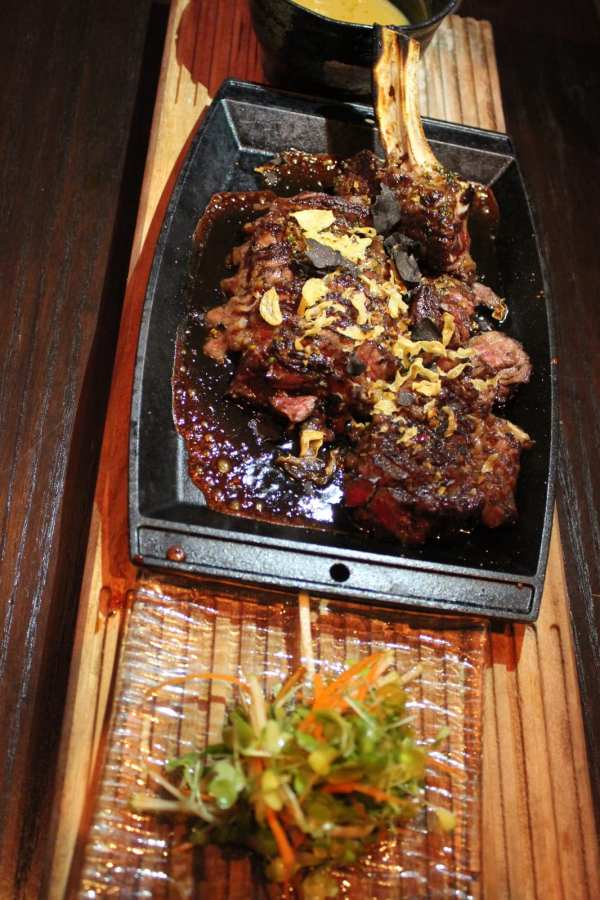 MASAKO BONE-IN RIB EYE