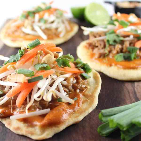 Thai Pizza Recipe
