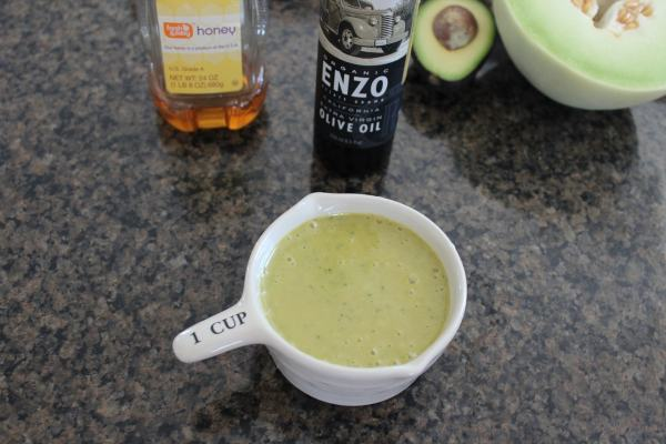 Homemade Honey Lime Salad Dressing