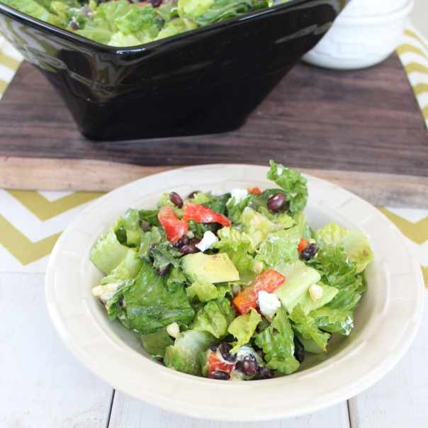 Grilled Southwest Salad