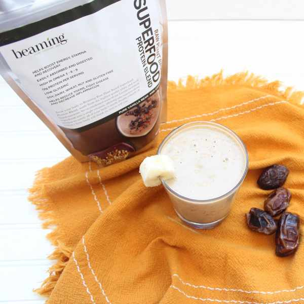 Beaming Superfood Protein Smoothie