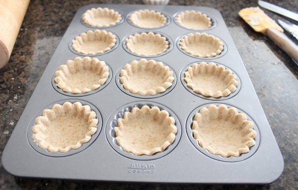 Gluten Free Mini Pie Recipe