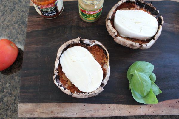 Portobello Mushroom Sandwich Recipe