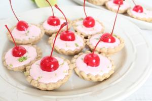 Mini Cherry Limeade Tart Recipe