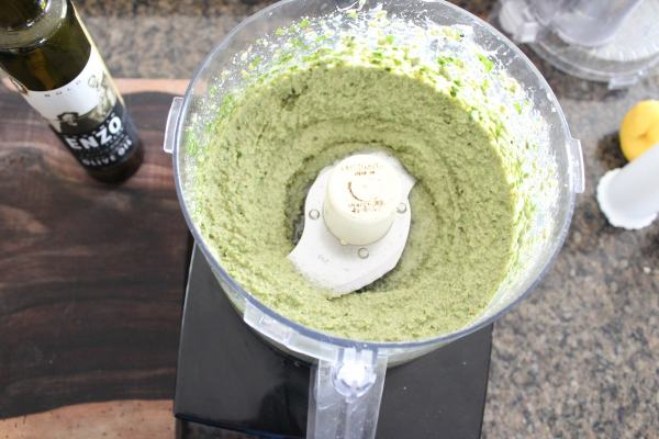 Paleo Walnut Sage Pesto Recipe