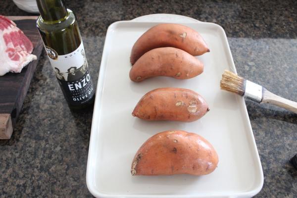 Sweet Potato Skins Recipe