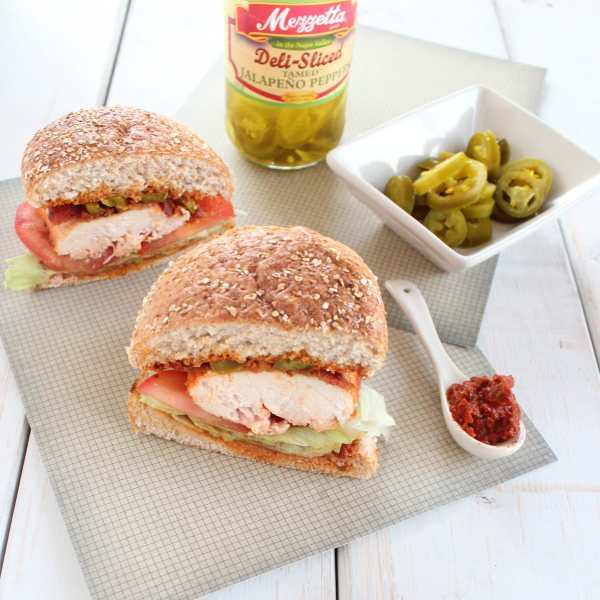 Spicy Chipotle Chicken BLT Recipe