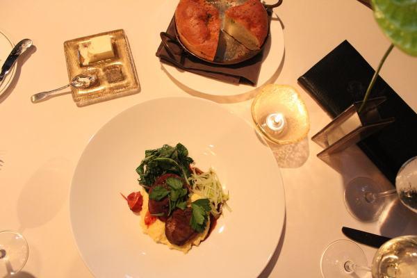 Grant Grill Restaurant Week Dinner