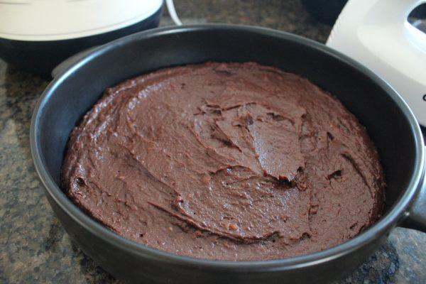Gluten Free Sweet Potato Brownie Recipe