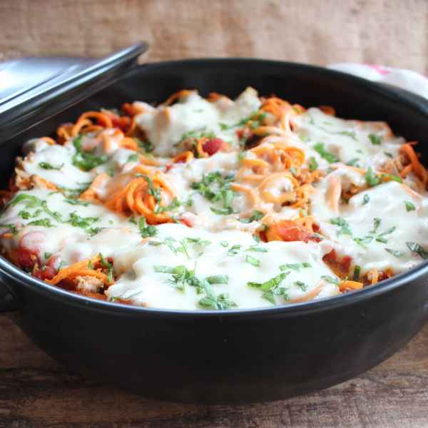 Italian Sweet Potato Casserole