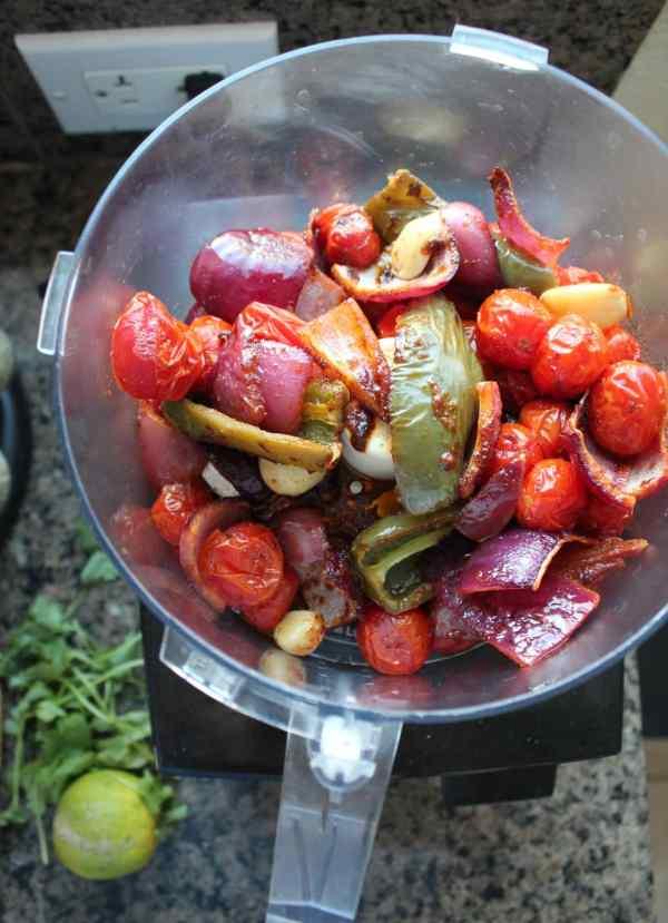 Roasted Tomato Salsa Recipe